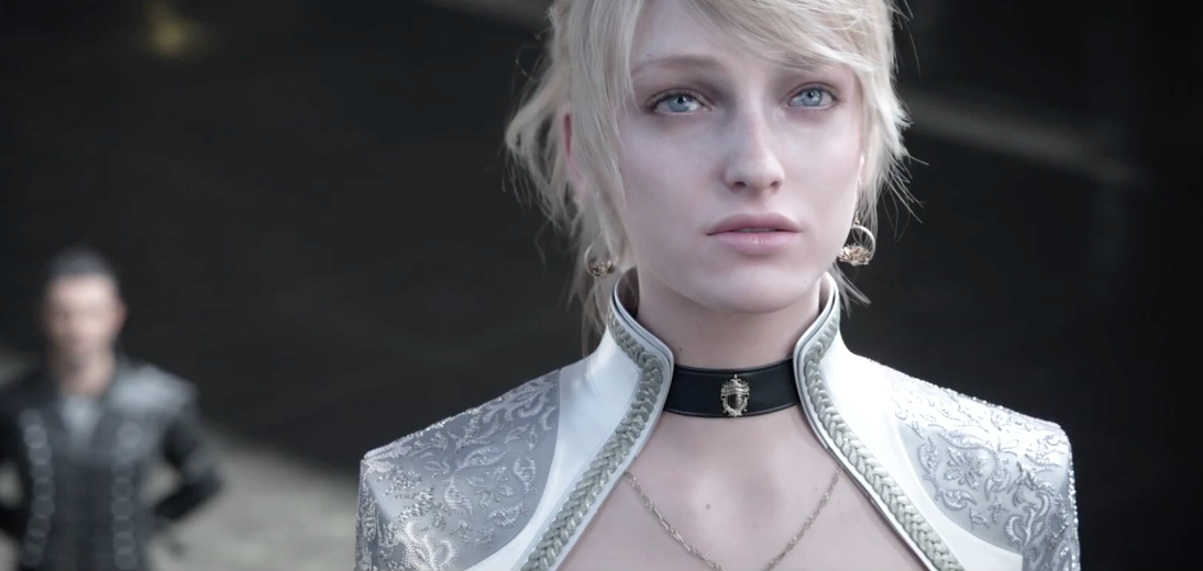 Final Fantasy Movie Announced Featuring Game Of Thrones, Breaking Bad Actors Kingslaive Trailer 1