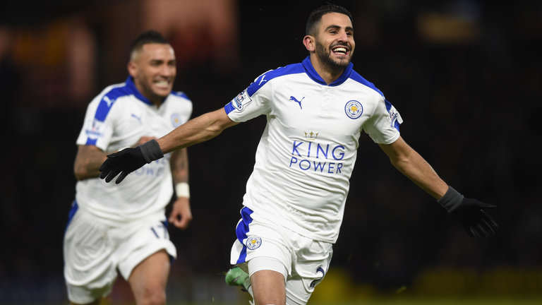 UNILAD Footballs Awards Of The Week Mahrez Watford SkySports 1