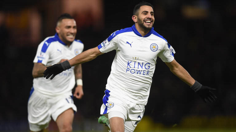 Mahrez Watford SkySports 3 The Big Four Will Never Die, And Heres Why
