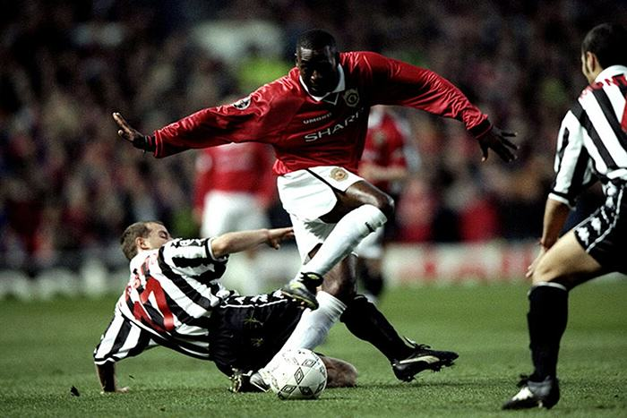 Five Of Manchester Uniteds Most Memorable European Nights Man Utd Juventus curvemakers