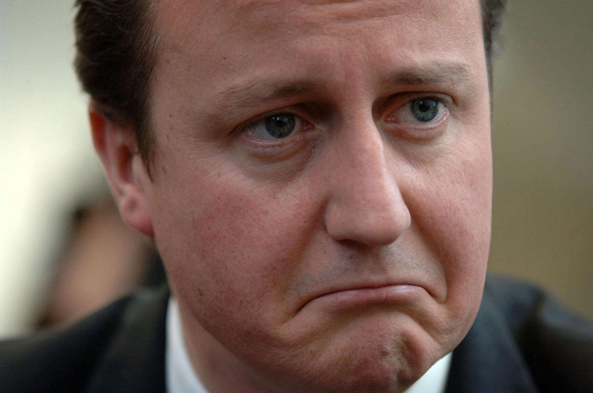PA 4276282 David Cameron Has Axed His Own Mums Job With Latest Tory Cuts