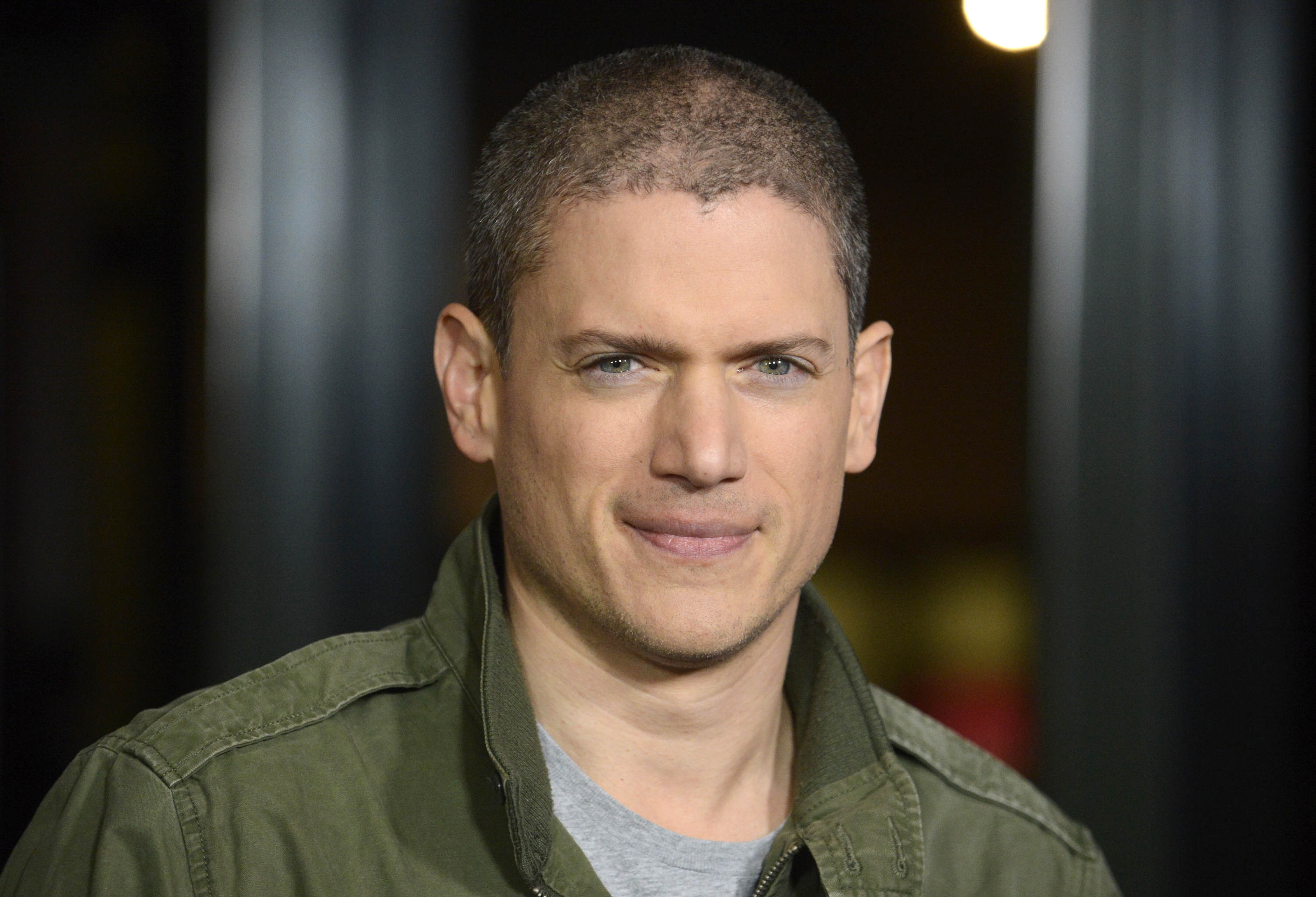 RTR4N8GY Wentworth Miller Tackles His Bullies On Facebook With Emotional Post