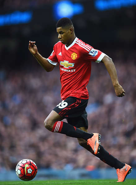 UNILAD Footballs Weekly Awards Rashford getty 2