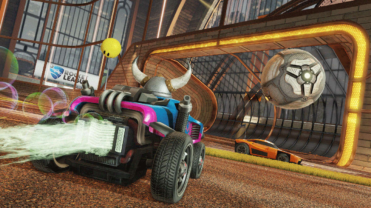 Rocket League announcement Xbox One screens 04 Rocket League Dev Discusses Xbox One/PS4 Cross Play