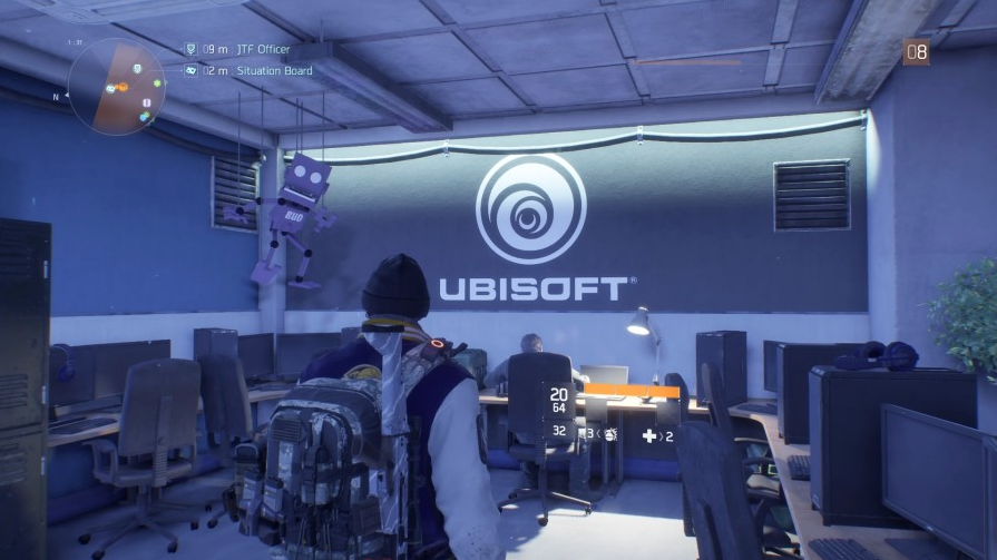 Screen Shot 2016 03 08 at 6.34.40 PM 1 The Division Has A Great Easter Egg That Looks To Future Games