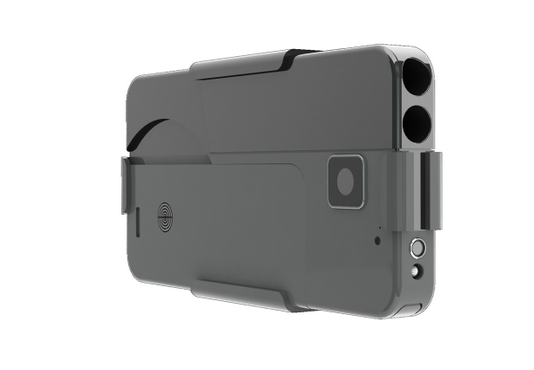 Screen Shot 2016 03 26 at 15.44.40 This Gun Looks Like An iPhone, Which Is A Terrifying Development