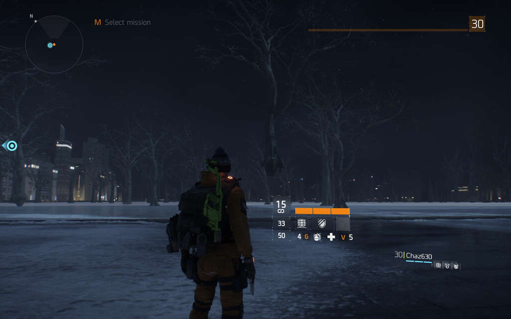 Possible DLC Locations Uncovered In The Division The Division DLC Locations Central Park 1024x640