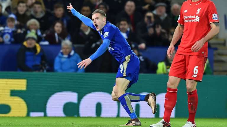 UNILAD Footballs Awards Of The Week Vardy Liverpool Goal