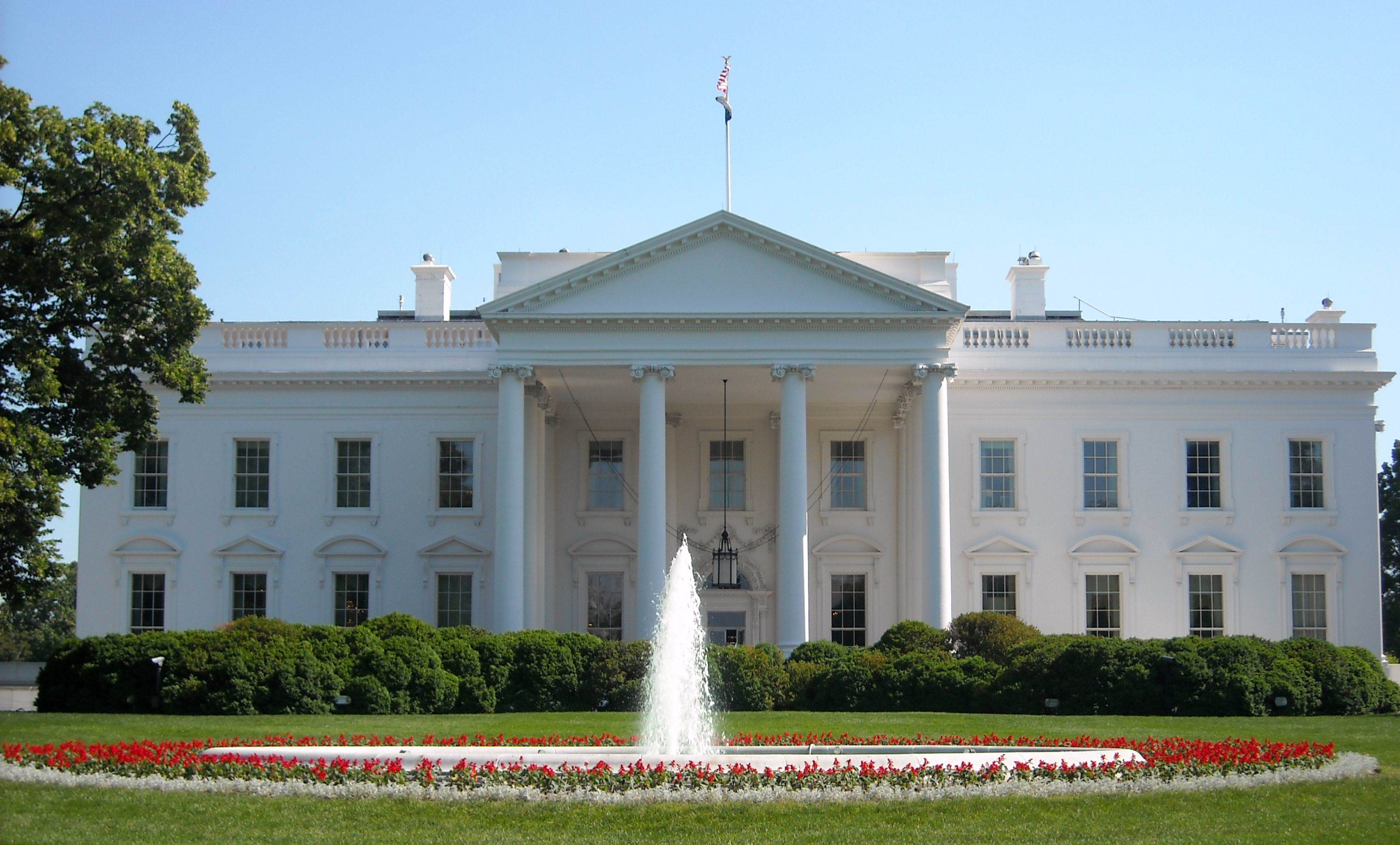 White House DC Tonights U.S. Election Result Could End Western Civilisation Apparently