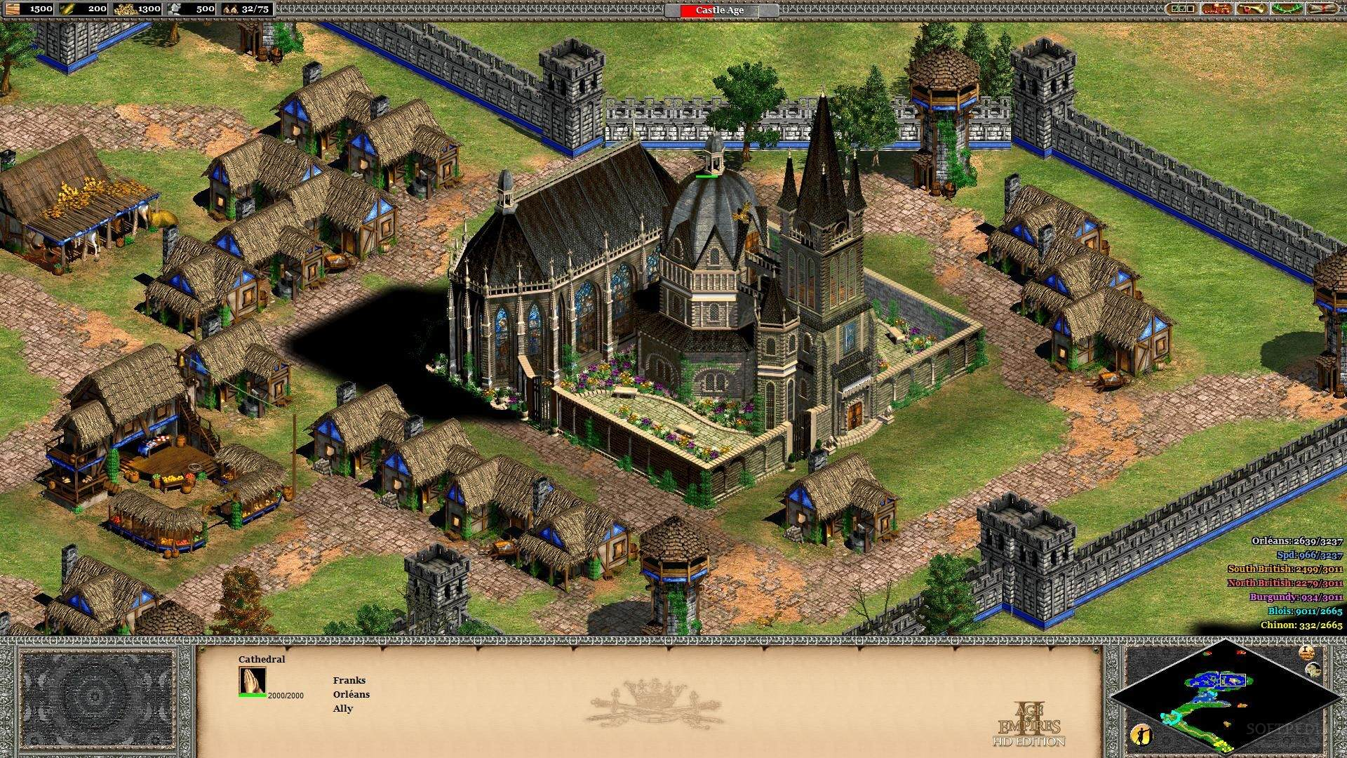 aoe2hdscr 018 large Bill Gates Looking Into New Age Of Empires Sequel