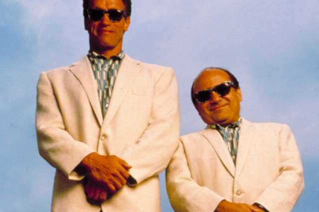 arnold schwarzenegger danny devito twins universal 091415 640x426 Mum Shocked To Discover Her Twins Have Different Dads