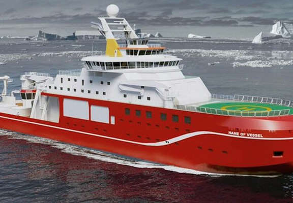 Ridiculous Joke Name Is Leading Vote To Name £200m Ship