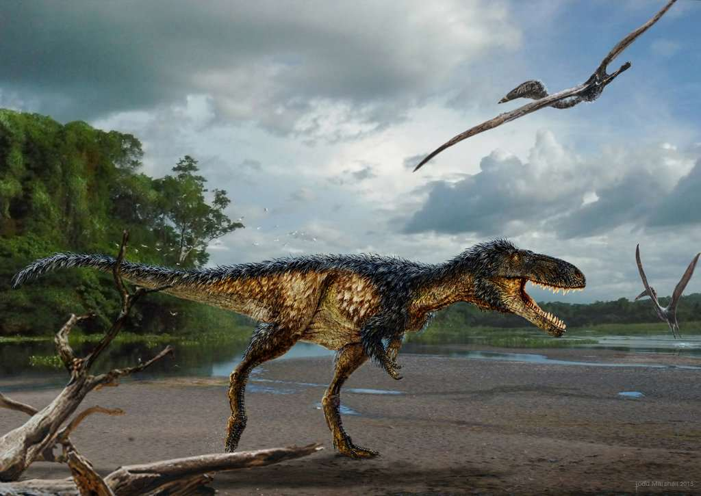 dino1 This Newly Discovered Dinosaur Gives Us Insight Into Origins Of T Rex