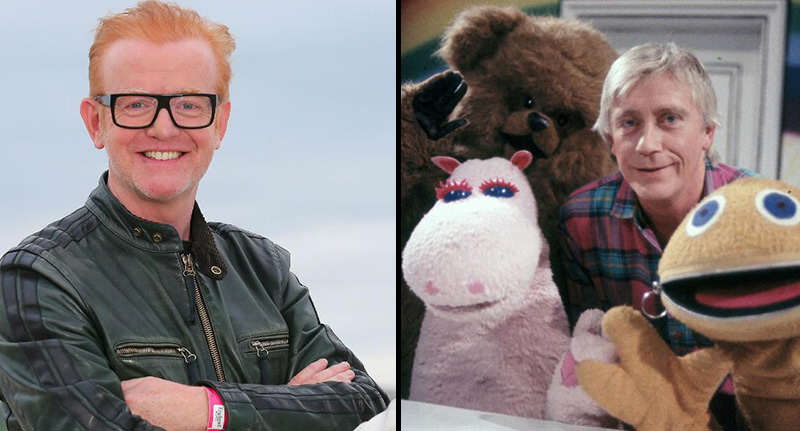evans 1 Chris Evans Fires Shots At Former Top Gear Trio
