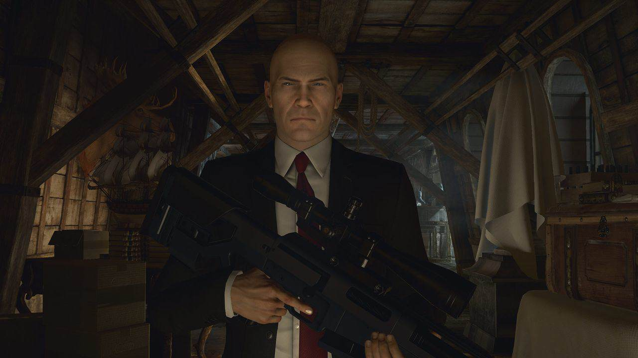 hitman face.0.0 Hitman Intro Pack Offers A Strong Start To The Episodic Series