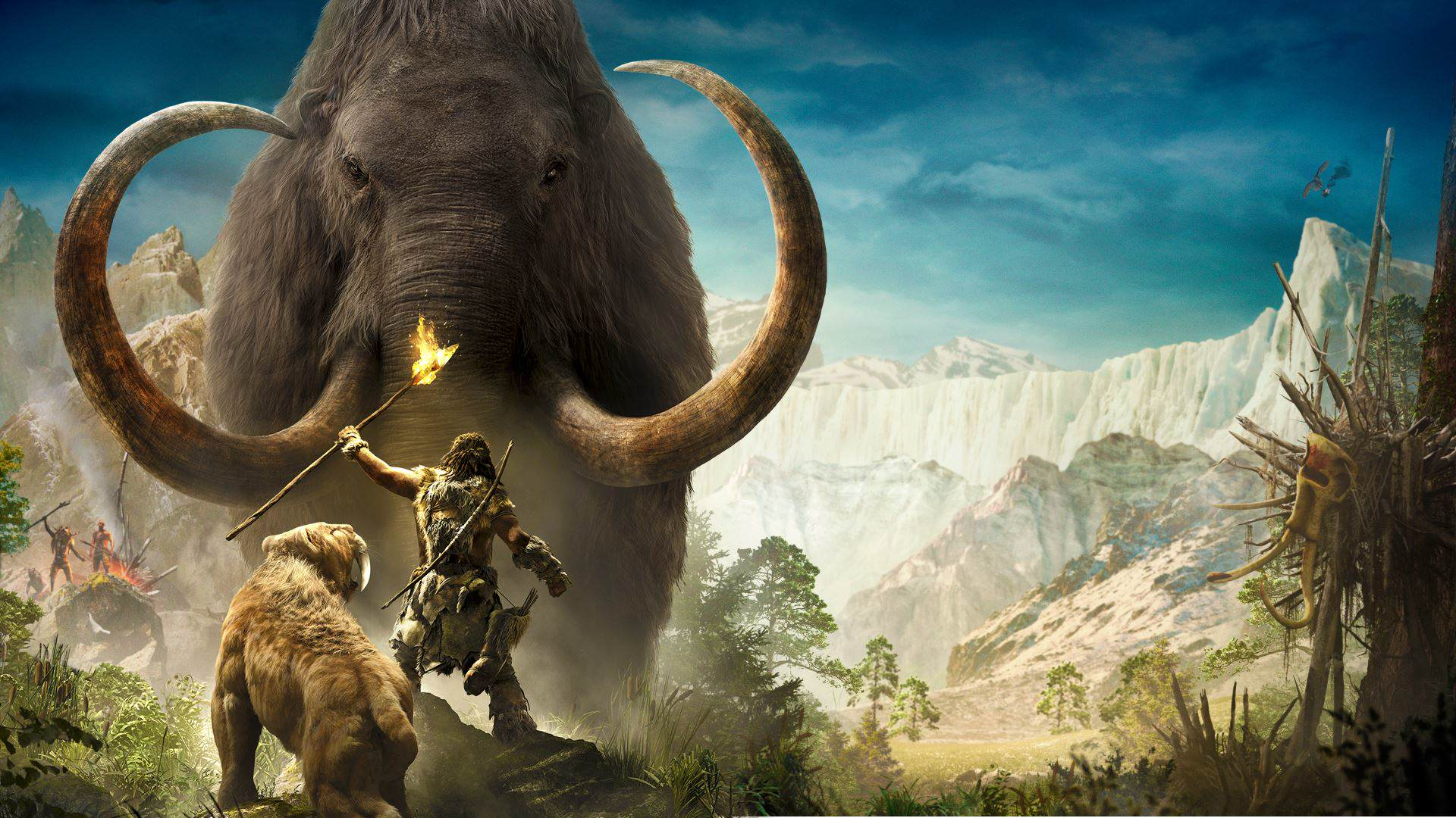 Far Cry Primal Introducing Intense New Challenge In April image 7