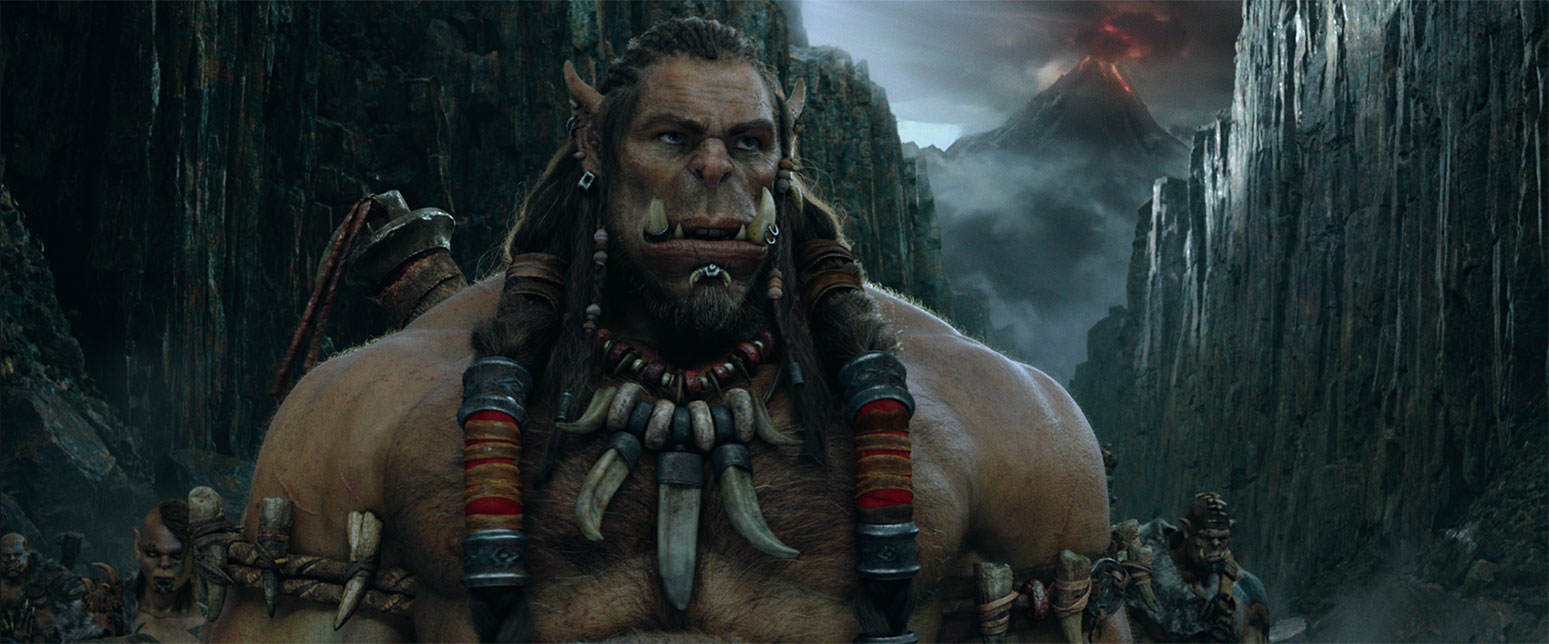 New Warcraft Trailer Lands, Might Actually Be A Decent Videogame Film img1
