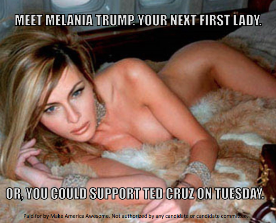 melania Did Donald Trump Leak Wifes Nude Photos To Help With Campaign?