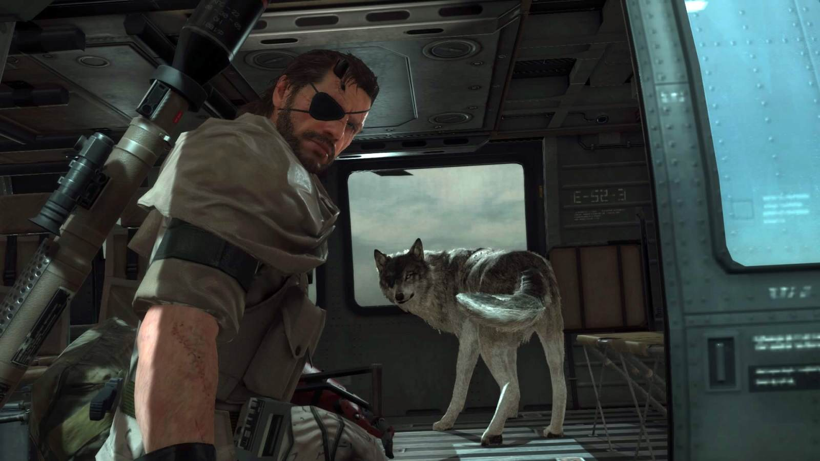 Iconic Metal Gear Solid Voice Actor Has No Love For Hideo Kojima metal gear solid 5