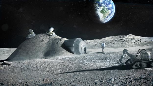 We Could Soon Be Holidaying On The Moon, Where Its Always Sunny moon1