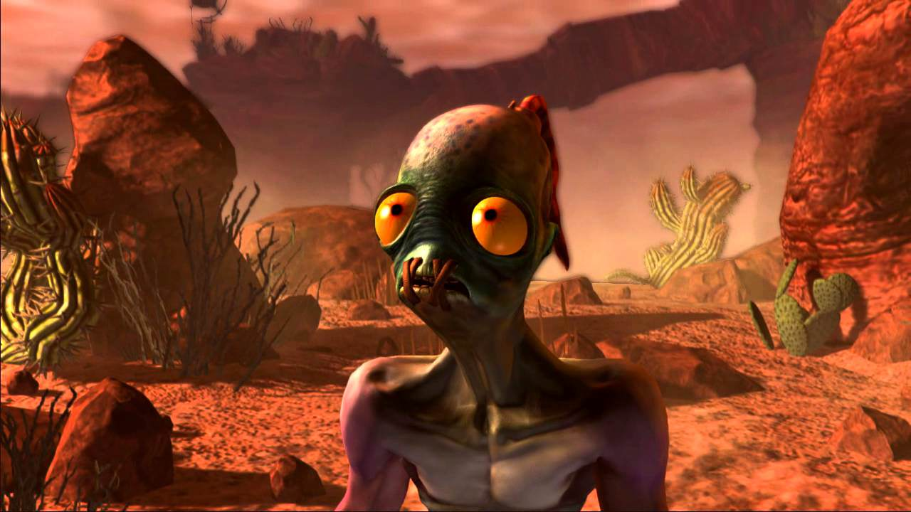 oddworld new n tasty ps4 screen Oddworld: Soulstorm Announced As Dark Reimagining For Franchise