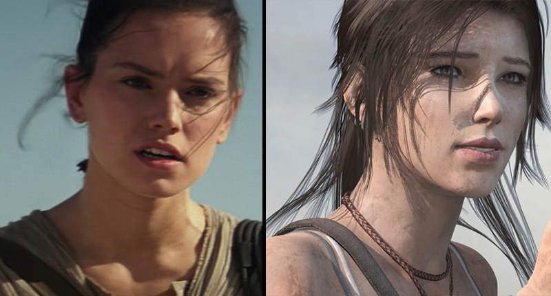 reylara Daisy Ridley Could Land Role As This Iconic Gaming Character