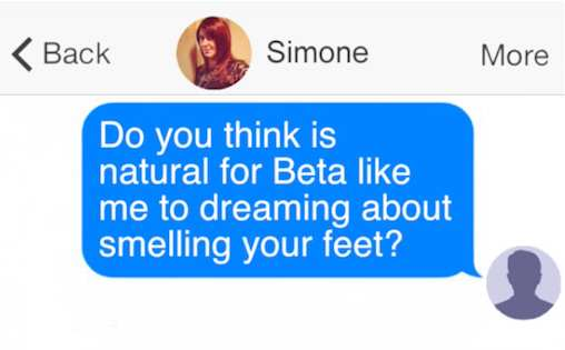 Man Dresses Up As Woman On Dating App To See If He Gets More Matches simone14