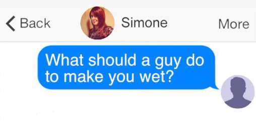 Man Dresses Up As Woman On Dating App To See If He Gets More Matches simone6