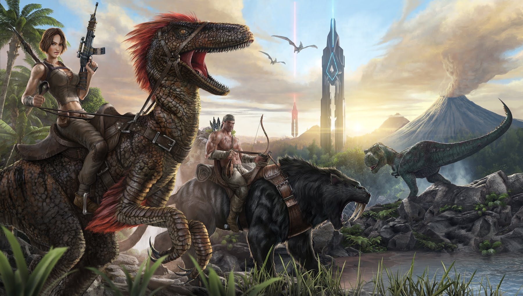 skal6j4iccfrkl3ch0yh Ark: Survival Evolved Lawsuit Could End In Removal Of Game