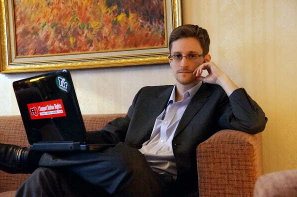 Edward Snowden Reveals Five Easy Ways To Protect Your Online Privacy snowden1