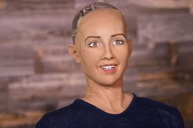 An Advanced, Lifelike Robot Has Claimed It Will Destroy Humans sophia1 1