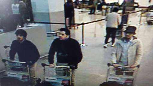 suspects 1 BREAKING: First Image Of Brussels Attacks Suspects Have Emerged