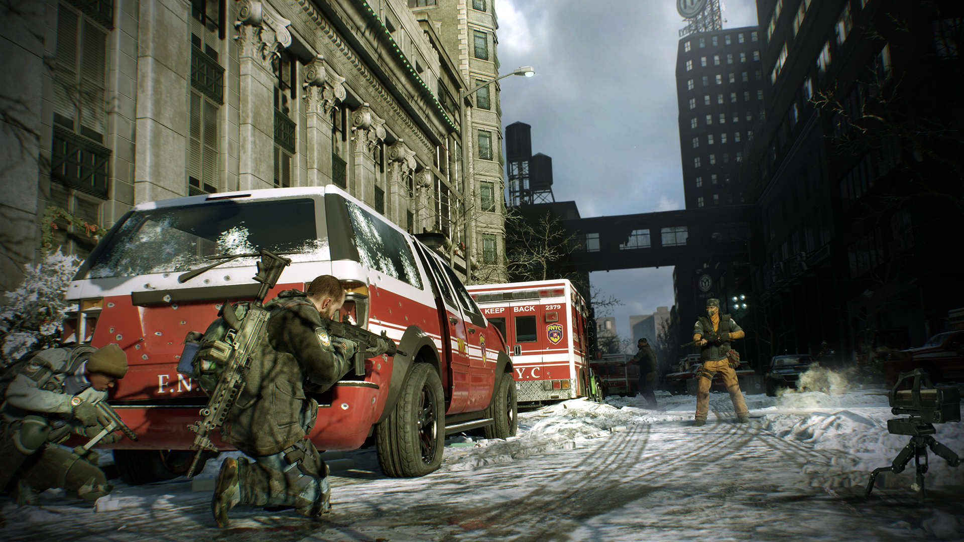the division screenshot ign december 2015 encounter The Division Datamined To Reveal All Kinds Of New Info