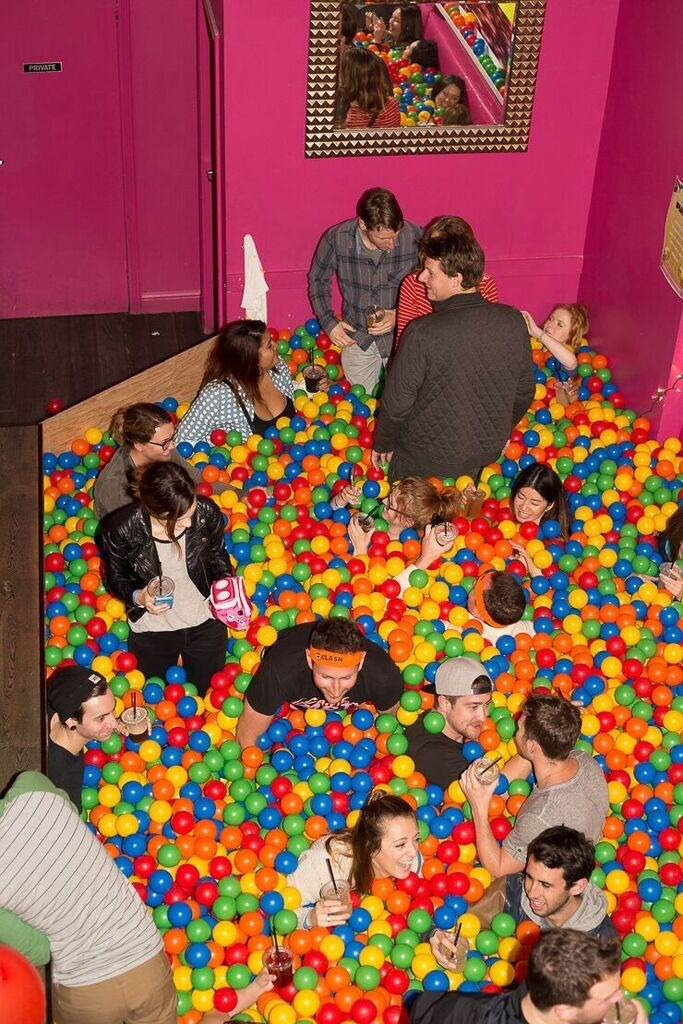 unspecified 2 There's Now A Ball Pit Bar For Adults Who Want To Be A Kid Again