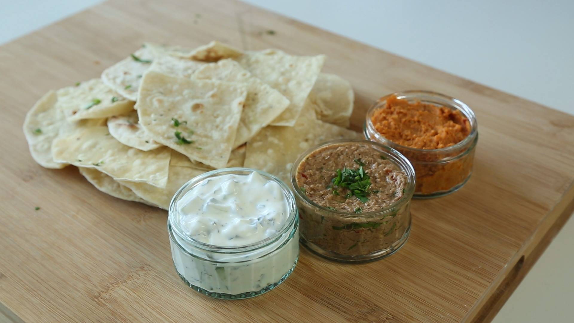 13091632 10153482970455598 680472542 o Heres How You Make Flatbreads And A Trio Of Dips