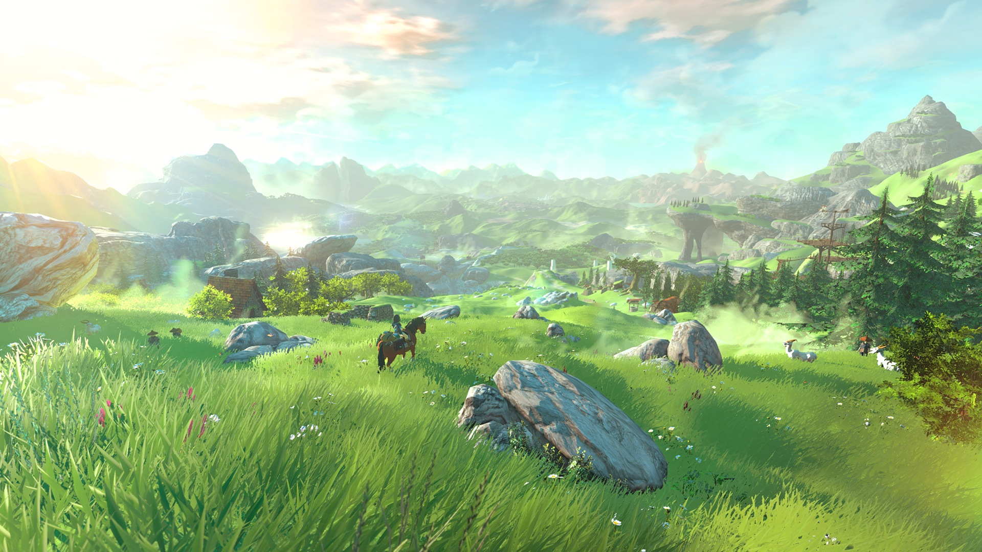 2557861 zelda 001 Nintendos Mysterious Console Gets Release Date, Games Pushed Back
