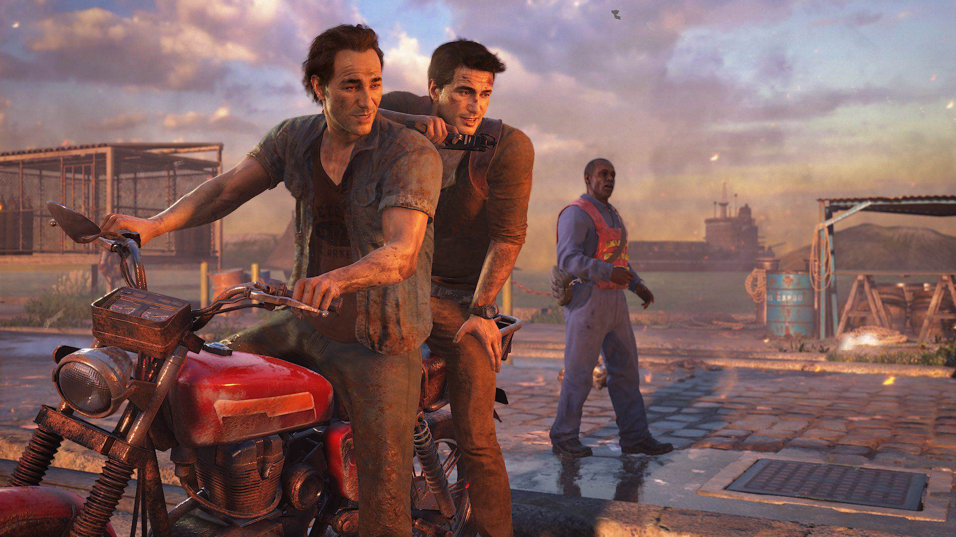 2759116 uncharted 4 drake sam survived 1434429055 Uncharted 4 Opening Sequence Will Blow You Away, Says Dev