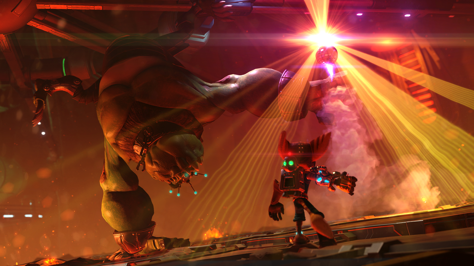 2897603 3 disco Ratchet & Clank Is A Love Letter To A Treasured Franchise