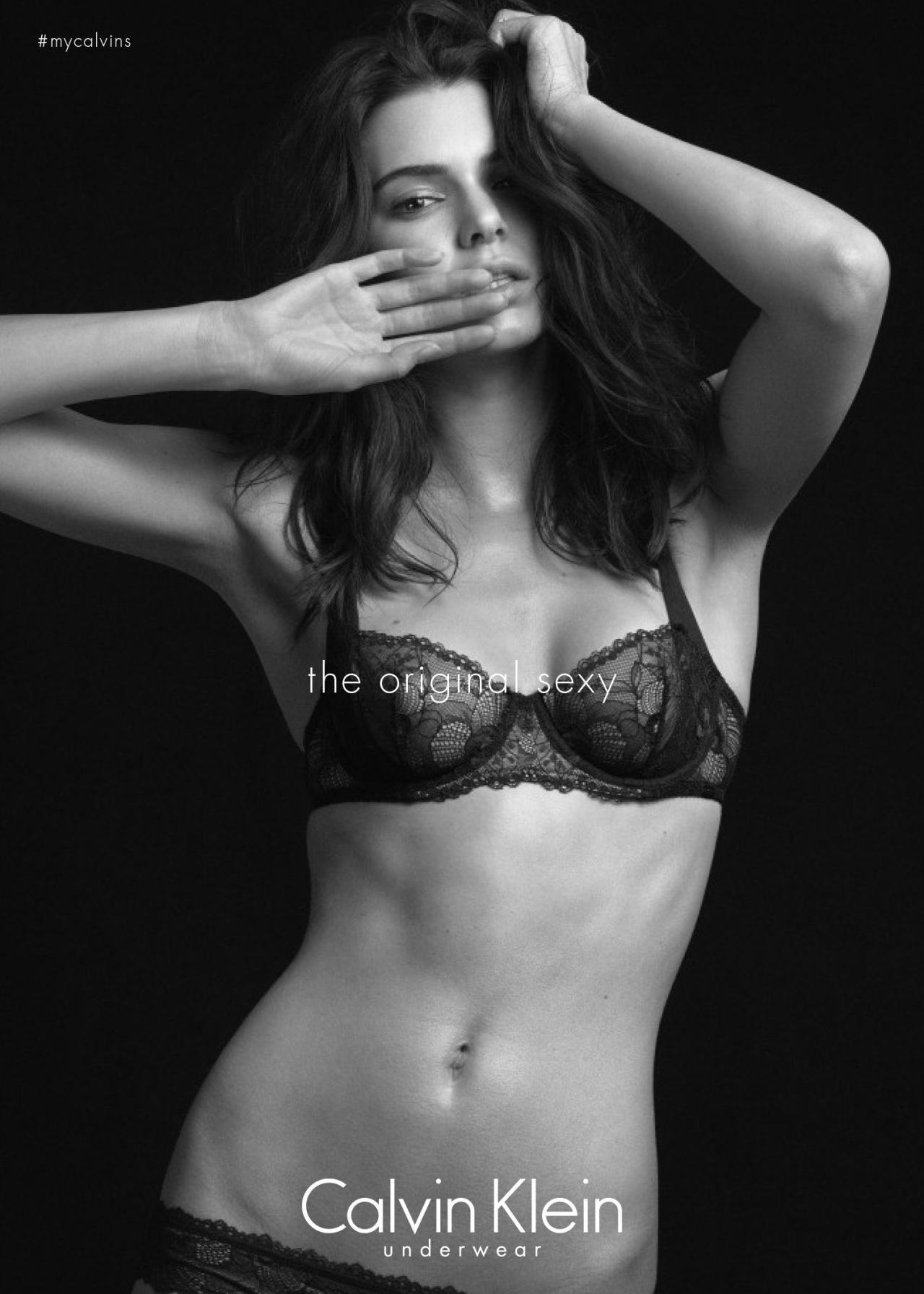 61903 ck7jpg Blogger Recreates Kendall Jenner Underwear Ad For Powerful Reason