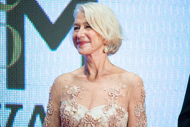 640px Helen Mirren  Woman In Gold  at Opening Ceremony of the 28th Tokyo International Film Festival 22418153872 Helen Mirren Says She Wants A Sleeve Tattoo, Proves Shes An Absolute Badass