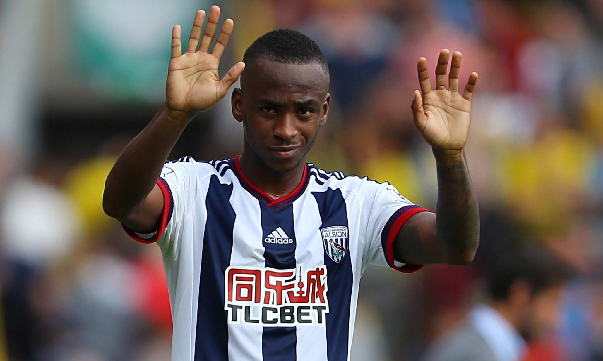 UNILAD Footballs Weekly Awards Berahino guardian