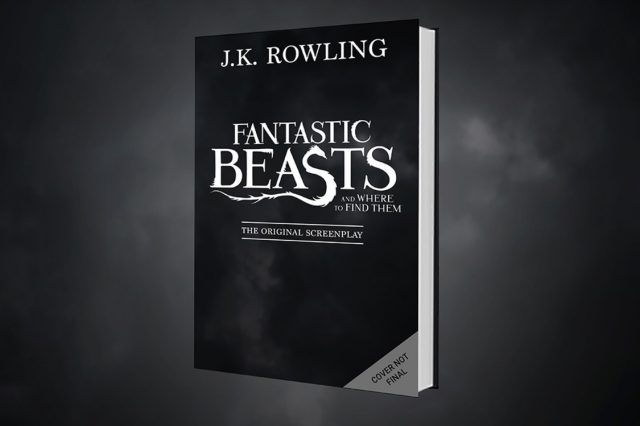 Book with background 1 640x426 Theres Another New Harry Potter Book On The Way