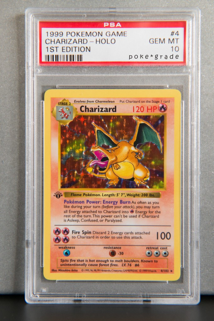 Charizard First Edition 683x1024 Turns Out Your Pokémon Cards Could Be Worth A Lot More Than You Think