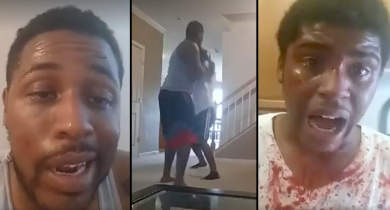 FaceThumb 16 Dad Goes To Extremes On Facebook Live To Teach Son Lesson