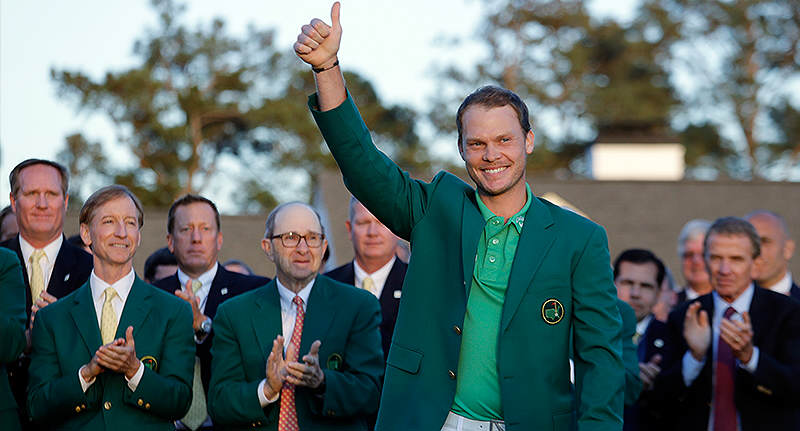 FaceThumb willett Danny Willett Smashes The Masters As His Brother Takes Social Media By Storm