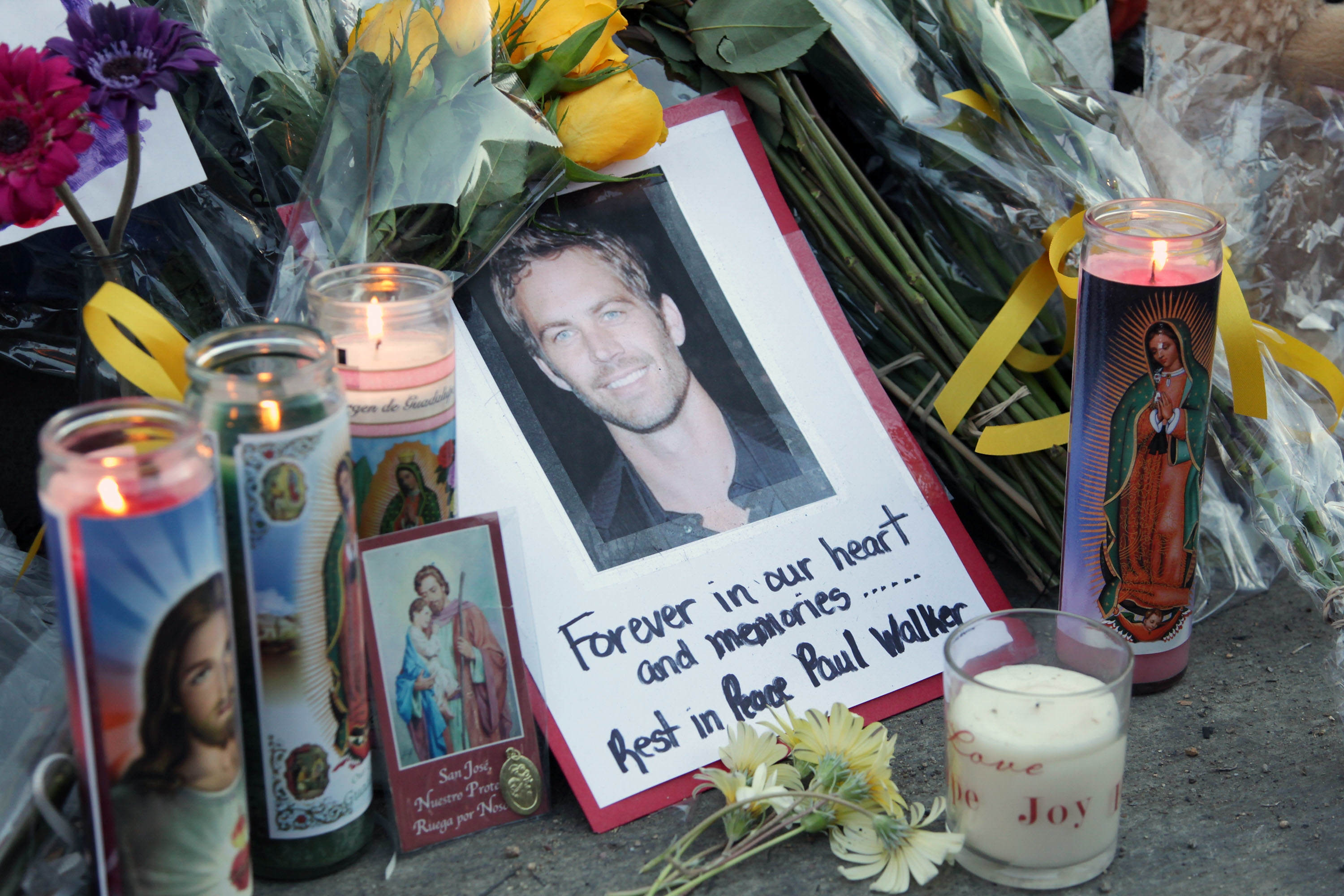 GettyImages 452948767 Verdict On Whether Porsche Responsible For Paul Walkers Death Is In