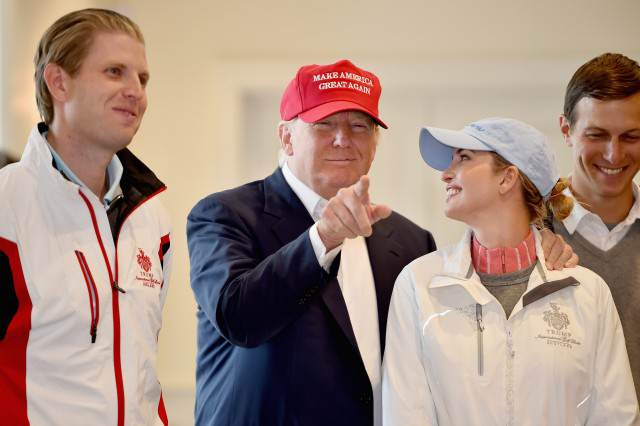 Why Donald Trumps Kids Wont Be Voting For Him GettyImages 482340112 640x426