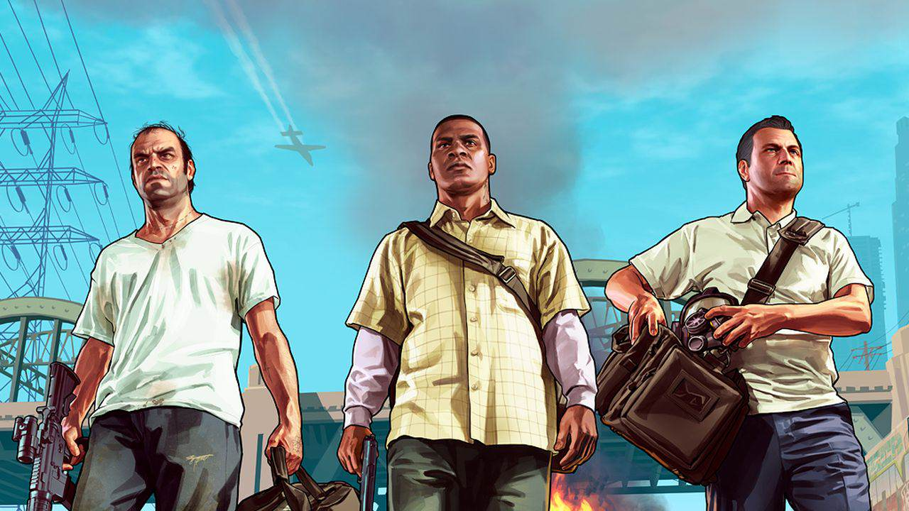 GTA Exec Suing Rockstar Parent Company For Unpaid Millions Grand Theft Auto 5.0