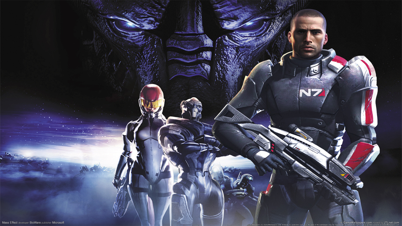 The 10 Greatest Xbox 360 Games Of All Time Mass Effect Trilogy 2 Splash Image