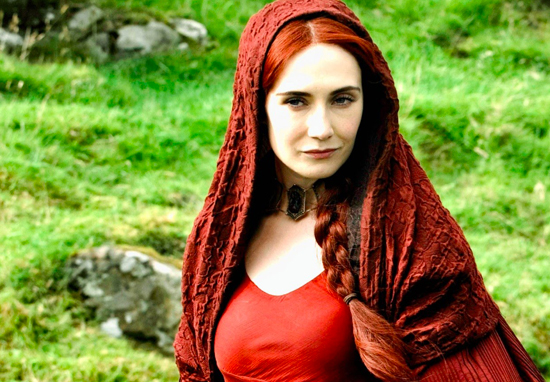 Melisandre 02 up Twitter Catches Fire After Melisandre's Game Of Thrones Reveal